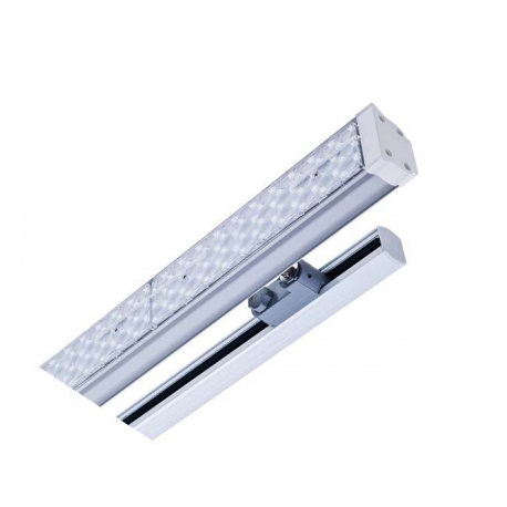 EE-LED 3-Phasen Linear Strahler mit LINSE