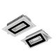 EE-LED Downlight Quadratisch Deckeneinbau