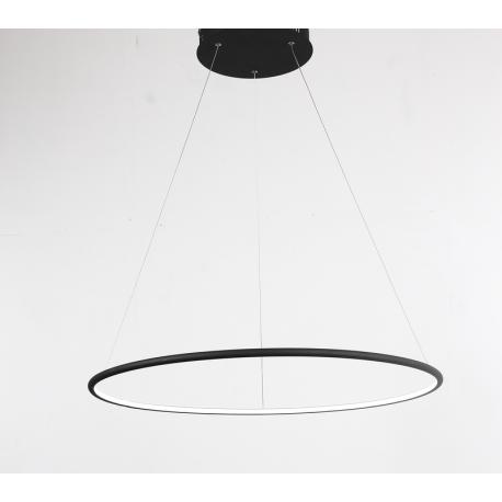 EE-LED Augsburg Designleuchte Ring 60cm